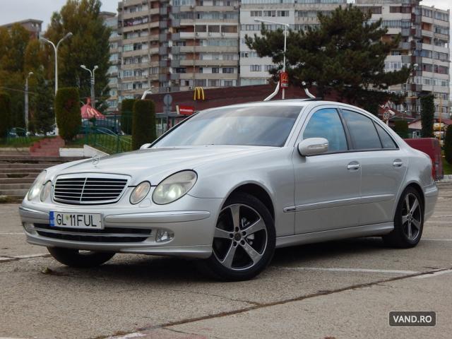 Vand Mercedes-Benz E 270 2003 Diesel