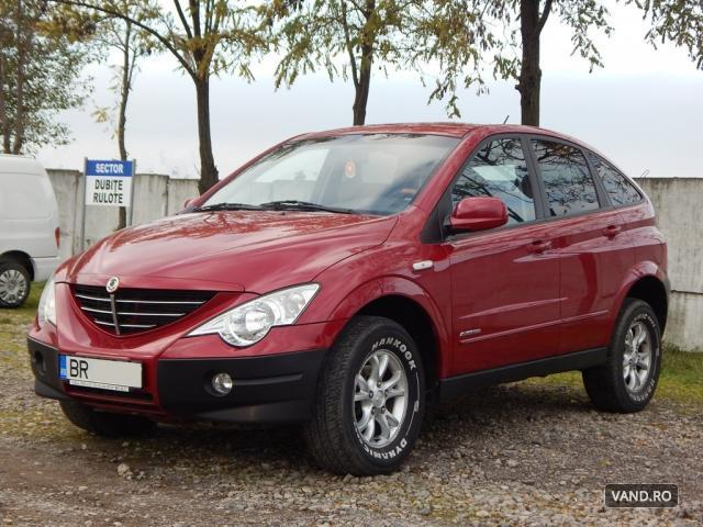 Vand SsangYong Actyon 2009 Diesel