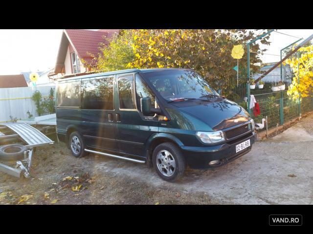 Vand Ford Transit Connect 0 Diesel