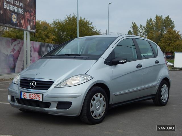 Vand Mercedes-Benz A 160 2005 Diesel