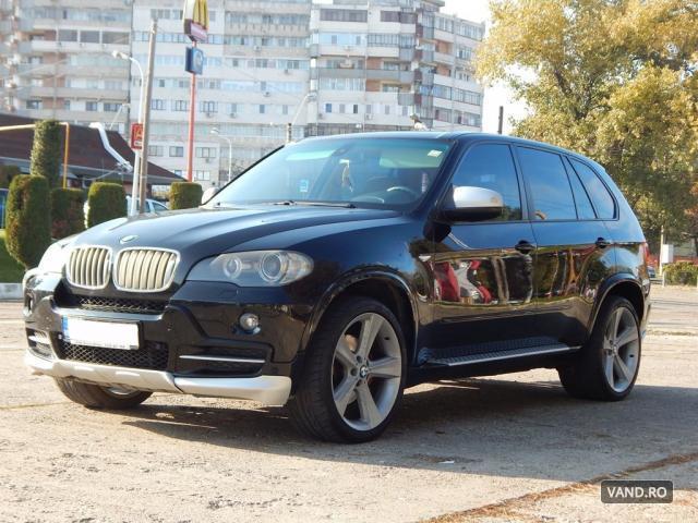 Vand BMW X5 2009 Diesel