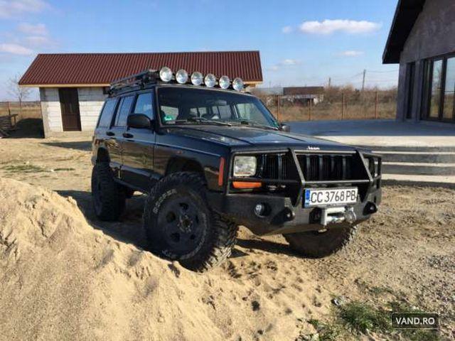 Vand Jeep Cherokee