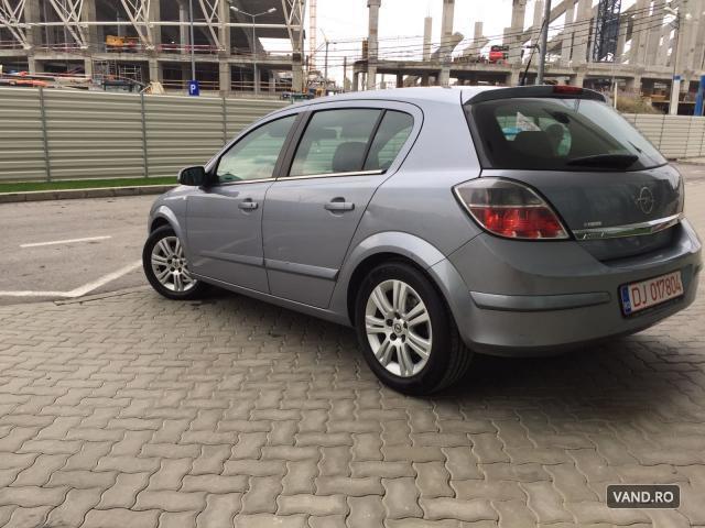 Vand Opel Astra 2007 GPL
