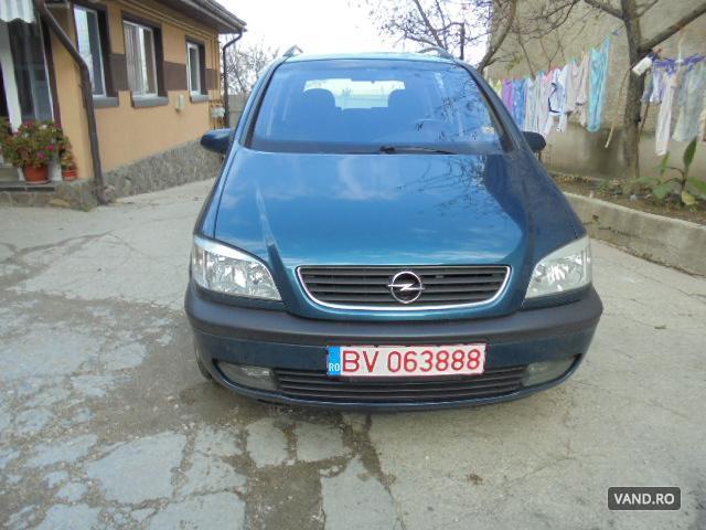 Vand Opel Zafira 2002 Benzina