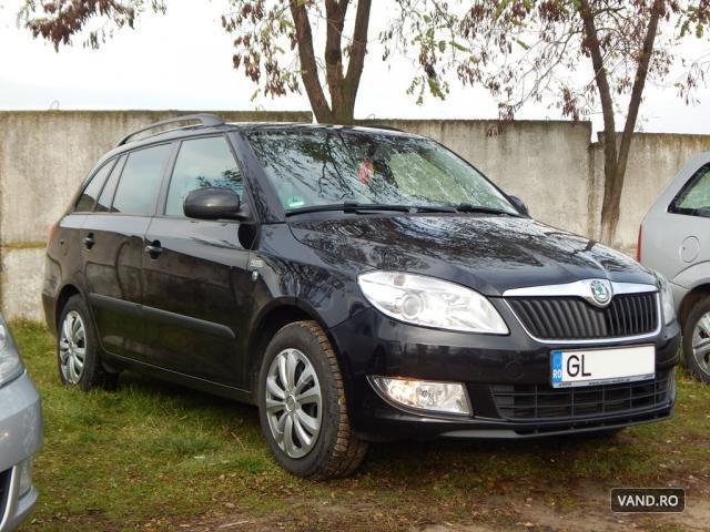 Vand Škoda Fabia 2012 Diesel