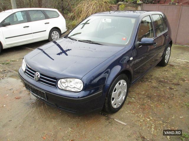 Vand Volkswagen Golf 2002 Benzina