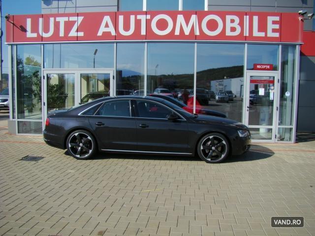Vand Audi A8 2011 Diesel