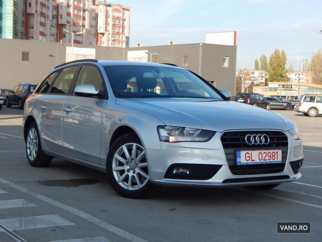 Vand Audi A4 2013 Diesel
