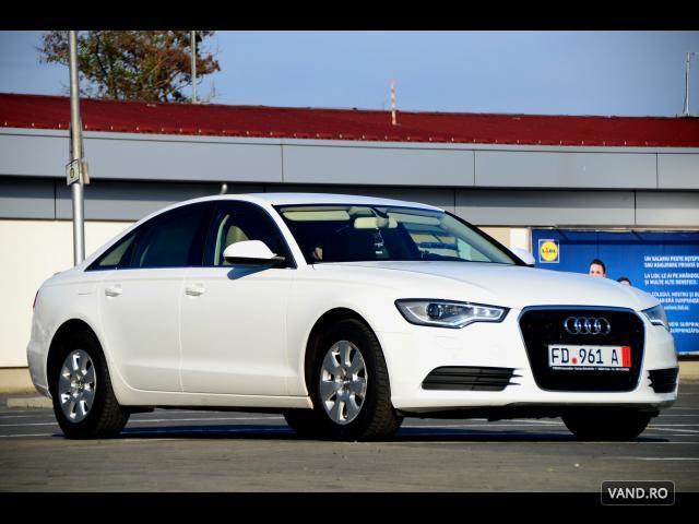 Vand Audi A6 2014 Diesel