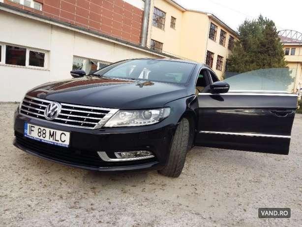 Vand Volkswagen Passat CC 2013 Diesel