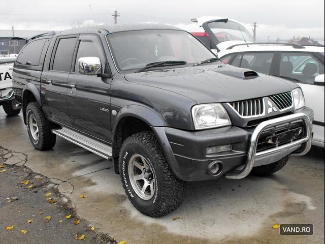 Vand Mitsubishi L200 2005 Diesel