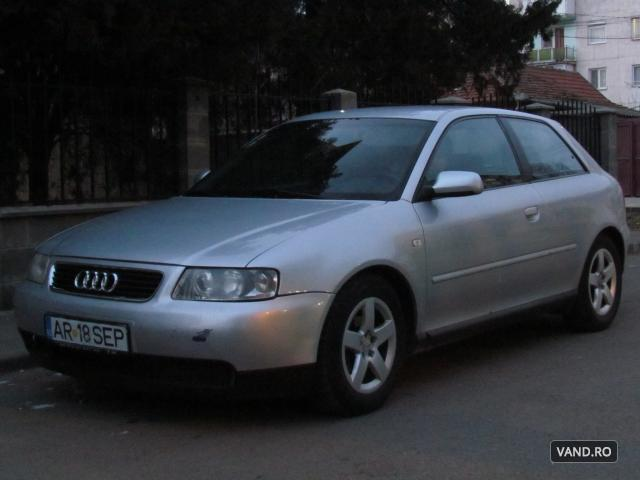 Vand Audi A3 2001 Benzina
