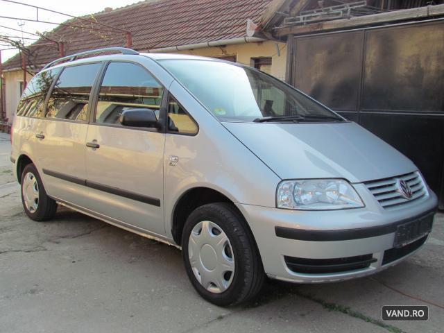 Vand Volkswagen Sharan 2003 Diesel