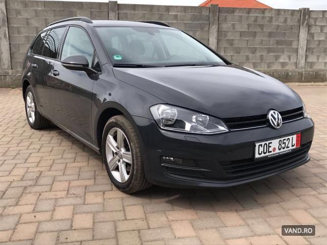 Vand Volkswagen Golf 2014 Diesel