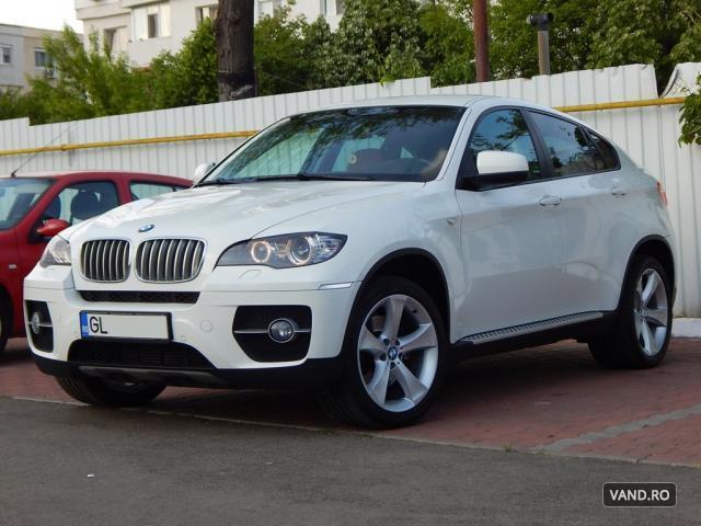 Vand BMW X6 2012 Diesel