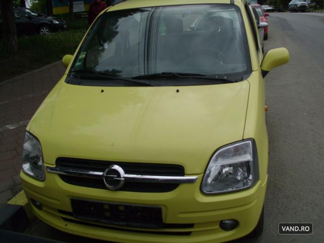 Vand Opel Agila 2003 Benzina