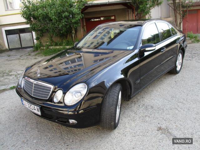 Vand Mercedes-Benz E 220 2002 Diesel