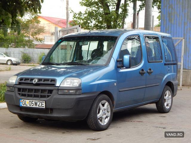 Vand Fiat Doblo 2001 Diesel
