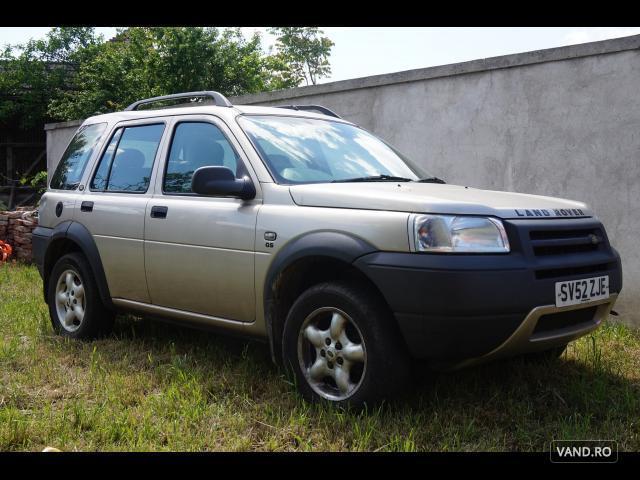 Vand Land Rover Freelander 2002 Diesel