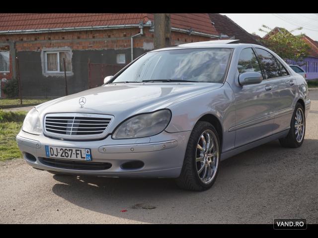Vand Mercedes-Benz S 320 2000 Diesel
