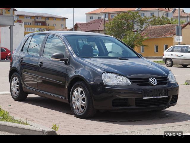 Vand Volkswagen Golf 2007 Diesel