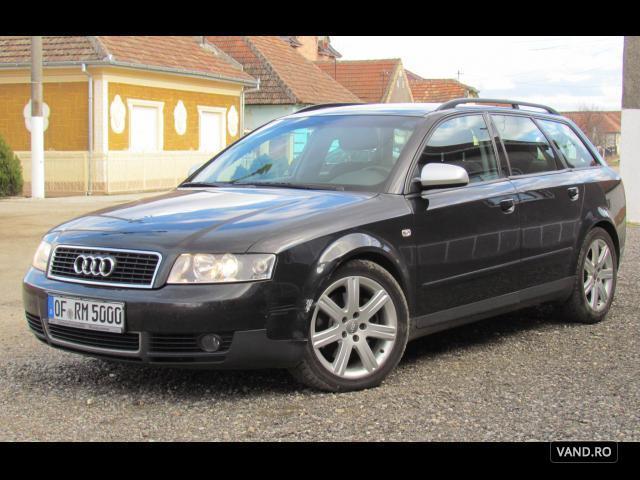 Vand Audi A4 2002