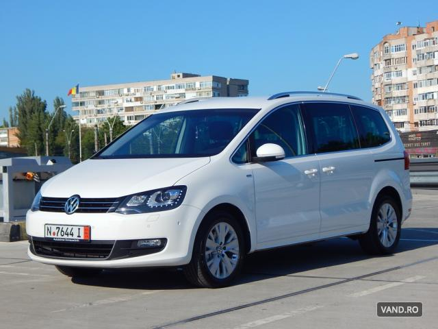 Vand Volkswagen Sharan 2014 Diesel