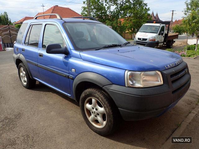 Vand Land Rover Freelander 2003 Diesel