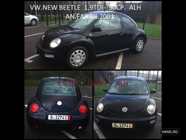 Vand Volkswagen Beetle 2001 Diesel