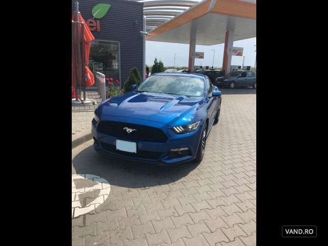 Vand Ford Mustang 2017 Benzina