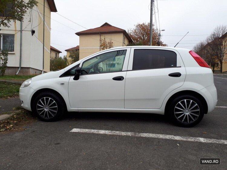 Vand Fiat Grande Punto 1.3 JTD Active