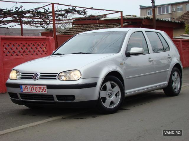 Vand Volkswagen Golf 1999 Diesel