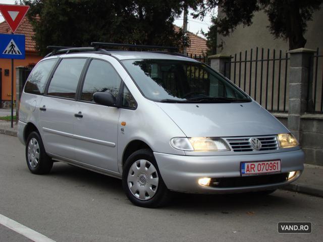 Vand Volkswagen Sharan 1997 Diesel