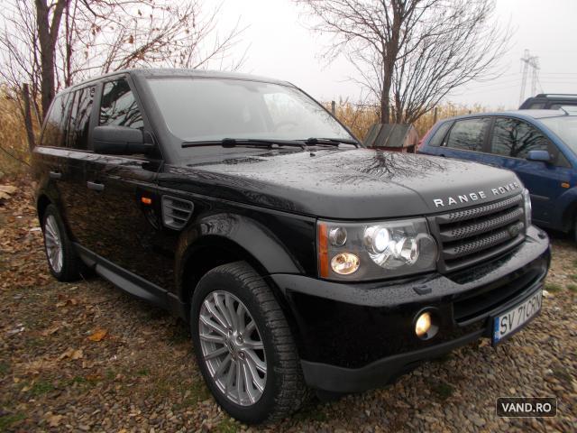 Vand Land Rover Range Rover 2007