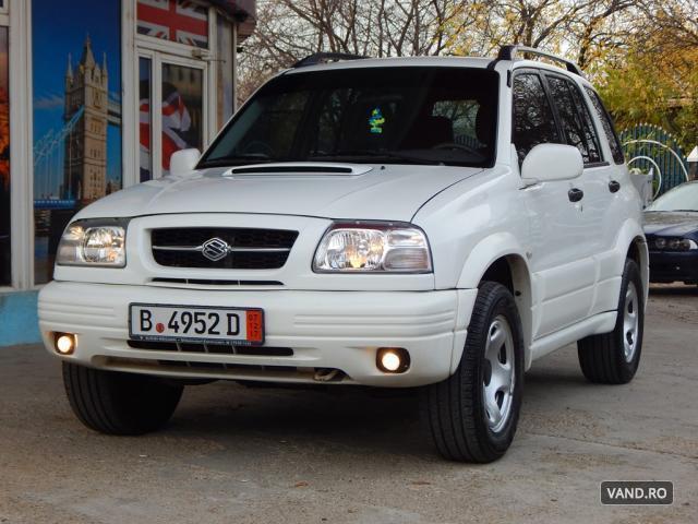 Vand Suzuki Grand Vitara 2001 Diesel