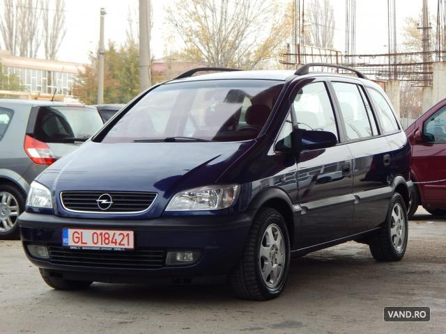Vand Opel Zafira 2003 Benzina