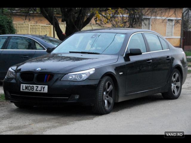 Vand BMW 520 2008 Diesel