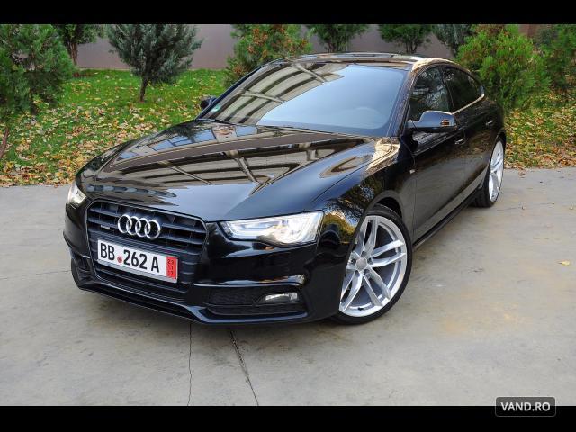 Vand Audi A5 2015 Diesel