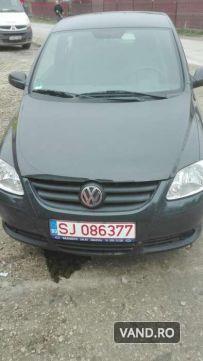 Vand Volkswagen Fox 2007 Benzina