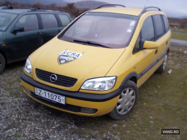 Vand Opel Zafira 2002 Diesel