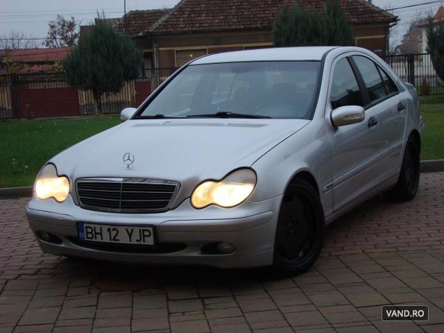 Vand Mercedes-Benz C 180 2001 Benzina
