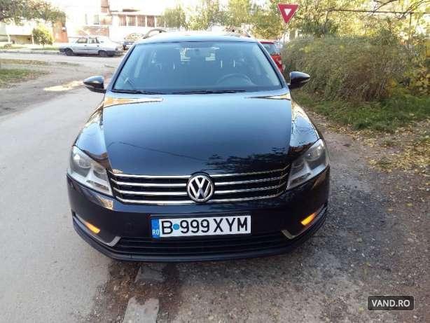 Vand Volkswagen Passat 2012