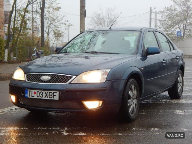 Vand Ford Mondeo 2003 Diesel