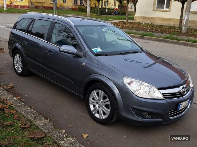 Vand Opel Astra 2008 GPL