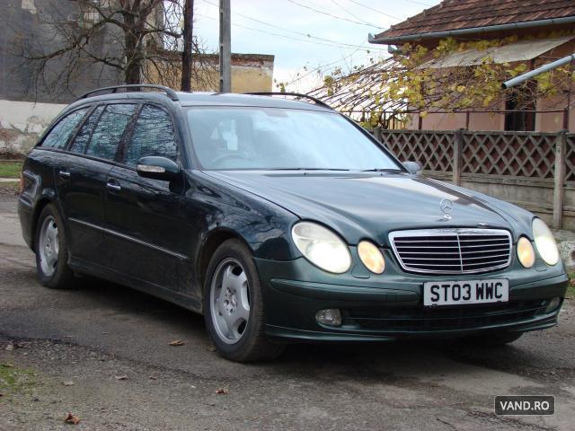 Vand Mercedes-Benz E 320 2004 Diesel