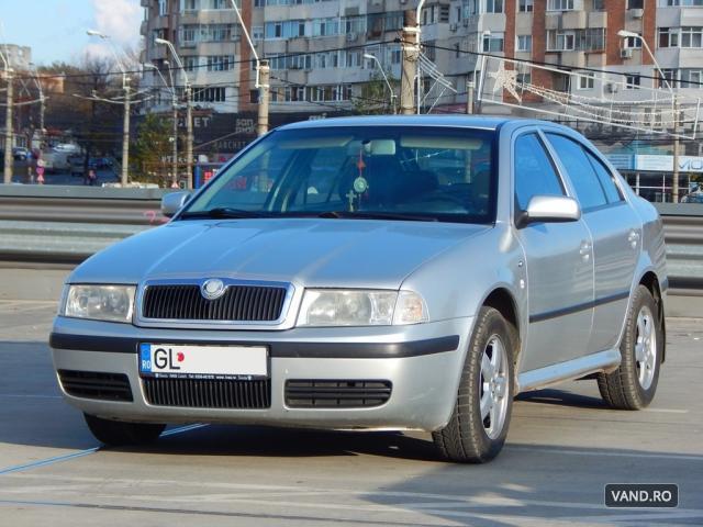 Vand Škoda Octavia 2004 Diesel