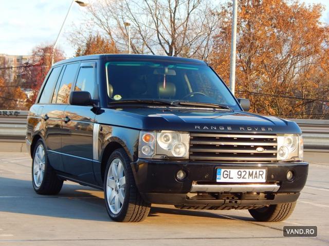 Vand Land Rover Range Rover 2004 Diesel