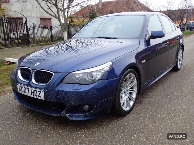 Vand BMW 520 2007 Diesel