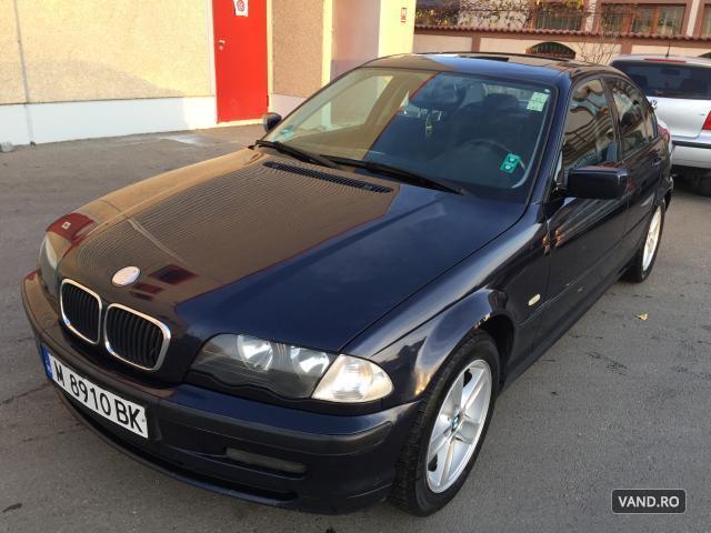 Vand BMW 318 2001 Benzina