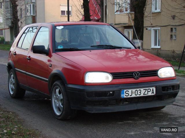 Vand Volkswagen Golf 1993 Benzina